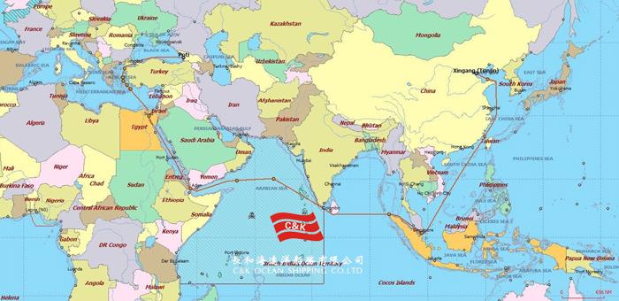- 地中海黑海